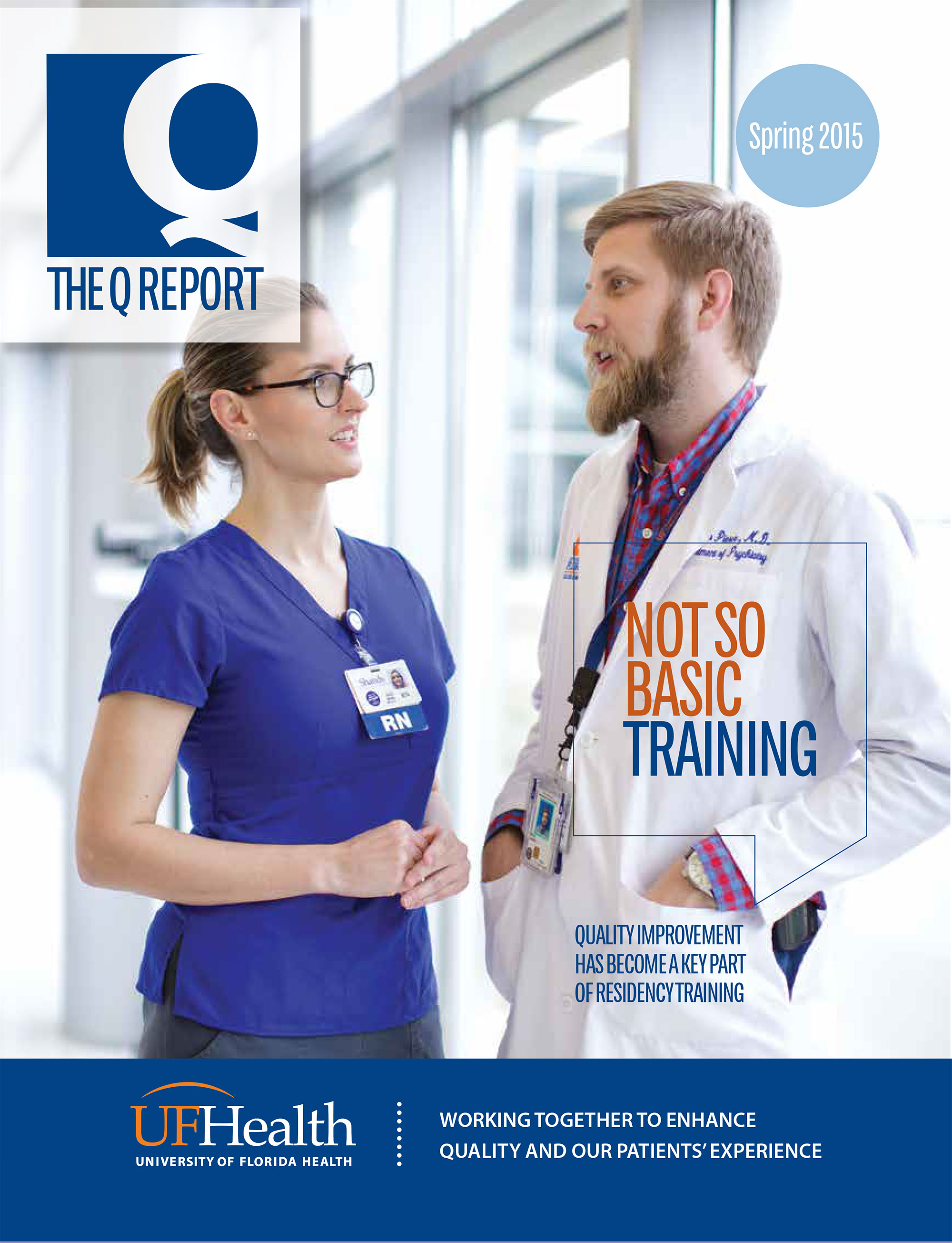 Cover for Spring 2015 Issue